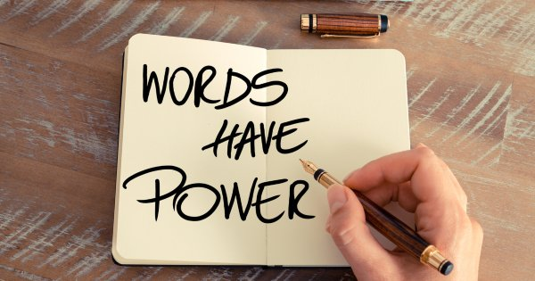 The power of uplifting words
